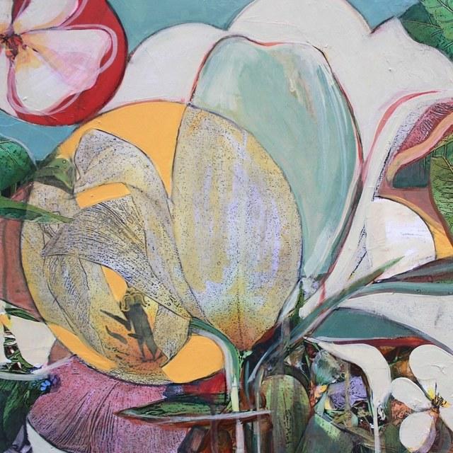 Luis Bivar, 'Organic #1', 2019, GALLERI RAMFJORD