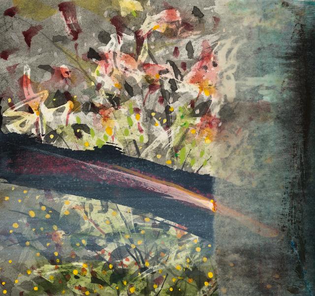 Glenn Carter, 'Flowers for Morris with Comet', 2018, Dab Art