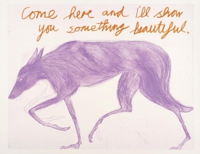 , 'Come Here,' 2017, Wychwood Art
