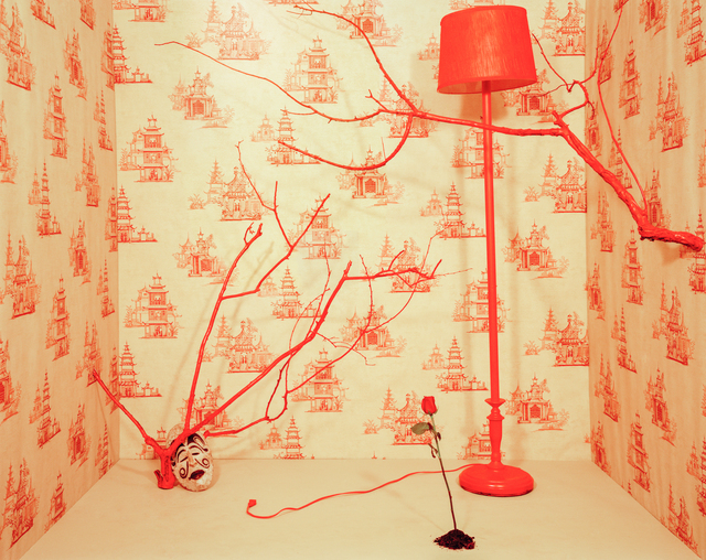 , 'Fallen Warrior Room,' , Dab Art