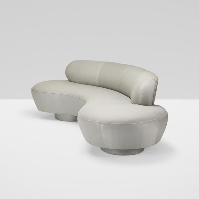 Vladimir Kagan, 'sofa', c. 1975, Rago/Wright