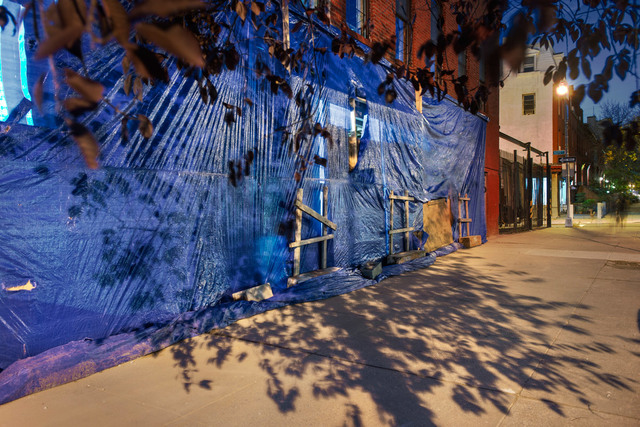 , 'Construction Gowanus,' 2015, Damiani