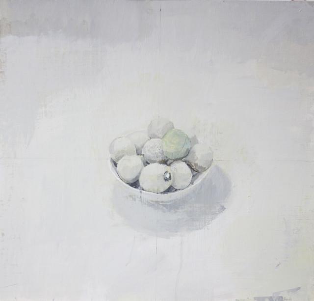 , 'Cuenco con limas,' 2014, PontArte