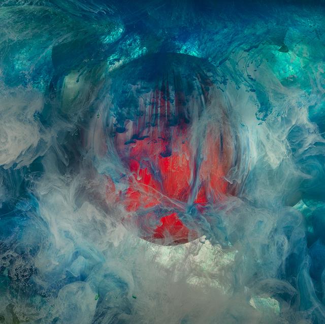 Kim Keever, 'Abstract 25638b', 2016, Waterhouse & Dodd