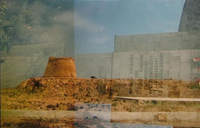 , 'Double Exposure (Budapest / Almería),' 1998, Galeria Filomena Soares