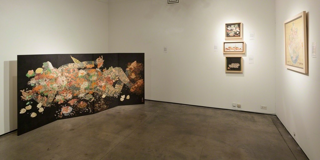 Hiroomi Ito 2015 Solo show: The Chrysanthemum and the Sword