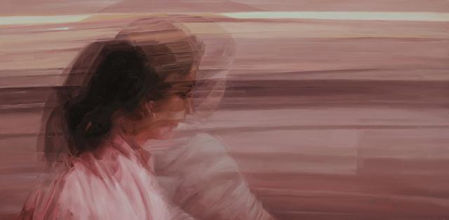 , 'Pink Portrait,' 2012, Artnivo
