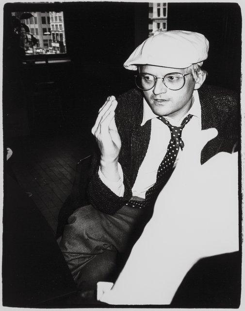 Andy Warhol, 'David Hockney', 1982, Heritage Auctions