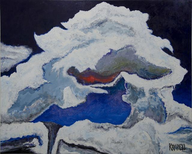 , 'Cave Creek Clouds #3,' 2017, Walter Wickiser Gallery