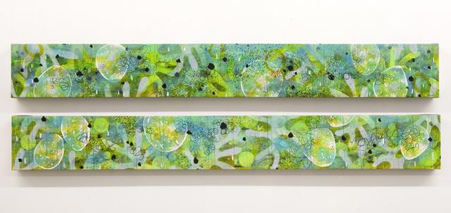 , 'Natales River Suite No. 1,' 2011, Octavia Art Gallery