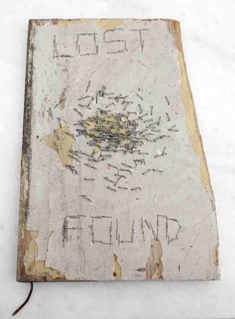 , 'Lost Found,' 2015, CES Gallery