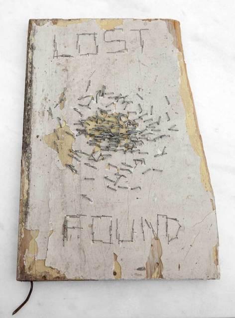 , 'Lost Found,' 2015, River