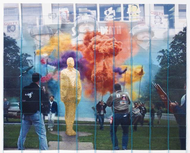 , 'Storm the NIH,' 2015, P.P.O.W