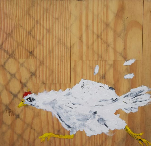 Susan Spangenberg, 'Chicken Run', 2015, Fountain House Gallery