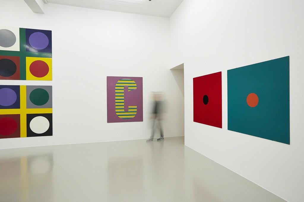 POUL GERNES, 12 February - 11 April 2015 - exhibition view
