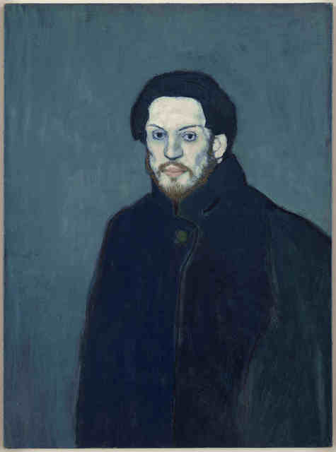 , 'Self-Portrait,' Late 1901, Tate Modern