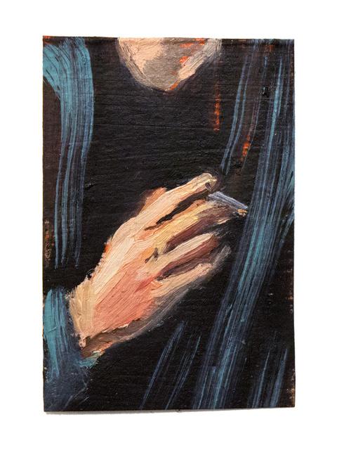, 'All I want V,' 2018, Galería silvestre