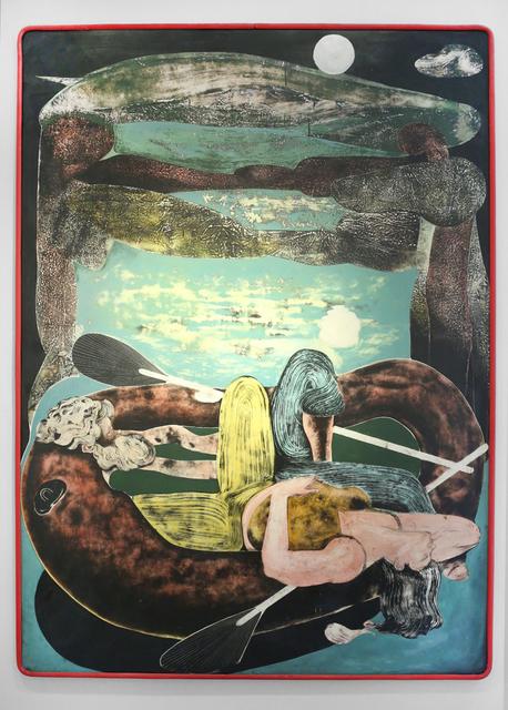 , 'o.T.,' 2016, galerie burster
