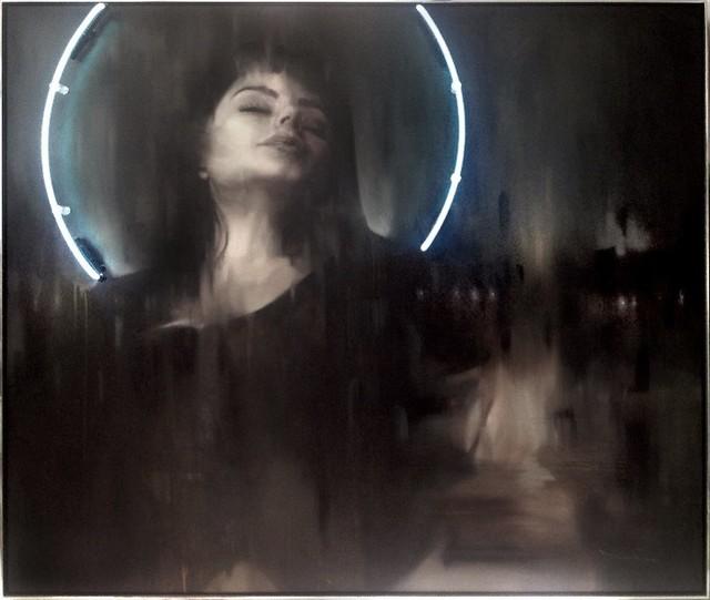 , 'Divinity,' 2017, Lawrence Alkin Gallery