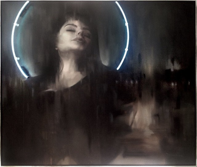 , 'Divinity,' 2017, Rhodes