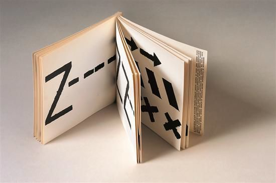 , 'Alfabeto,' 1966, Zucker Art Books