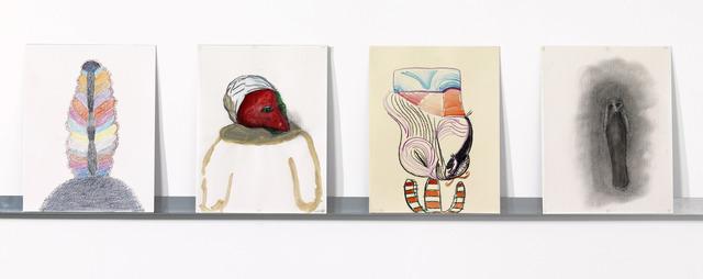 , 'Nidos (barra 1) ,' 2013, Alfonso Artiaco