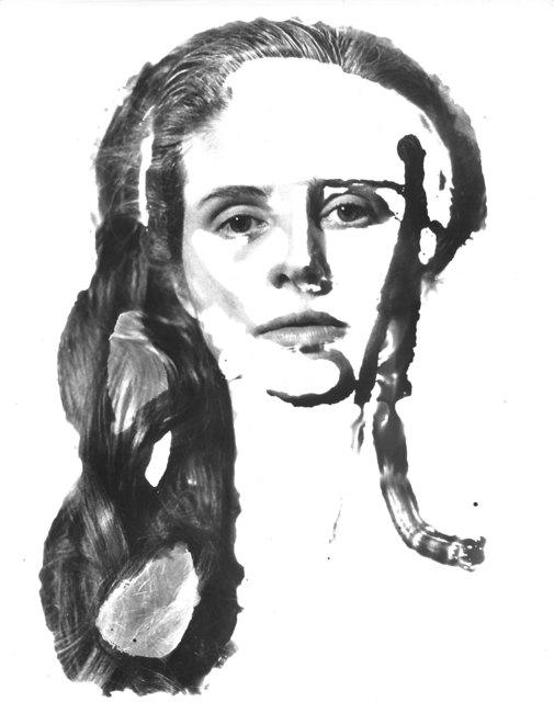", 'L""Inconnue Revelee,' 1959-1960, Elizabeth Houston Gallery"