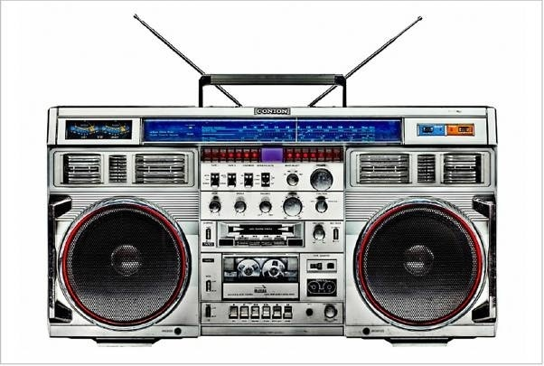 , 'Boombox 24,' 2015, Art Angels
