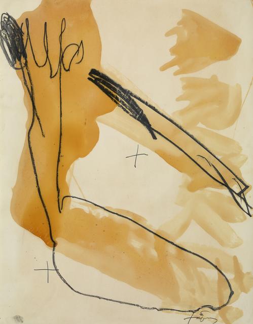 , 'Vernis IV,' 1989, Galerie Lelong & Co.