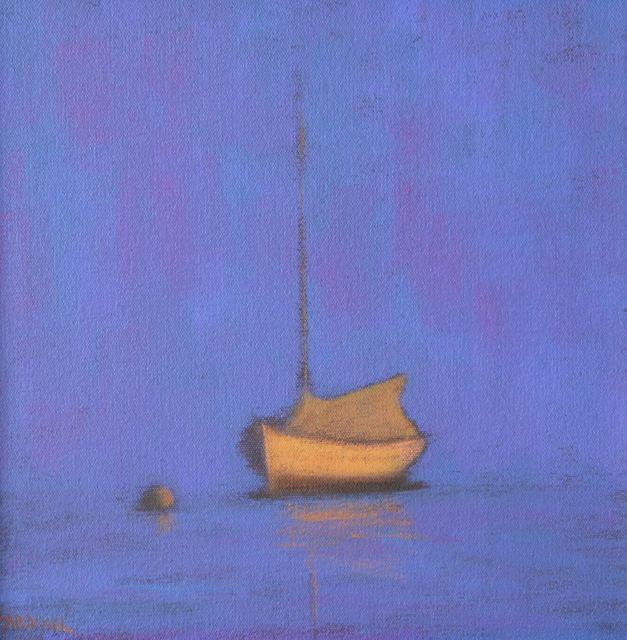 , 'Pleasant Bay (Dusk),' 2010-2017, Eisenhauer Gallery