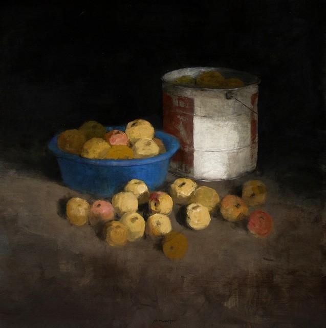 , 'Untitled (Bodegón de manzanas),' 2017, Galerie Arcturus