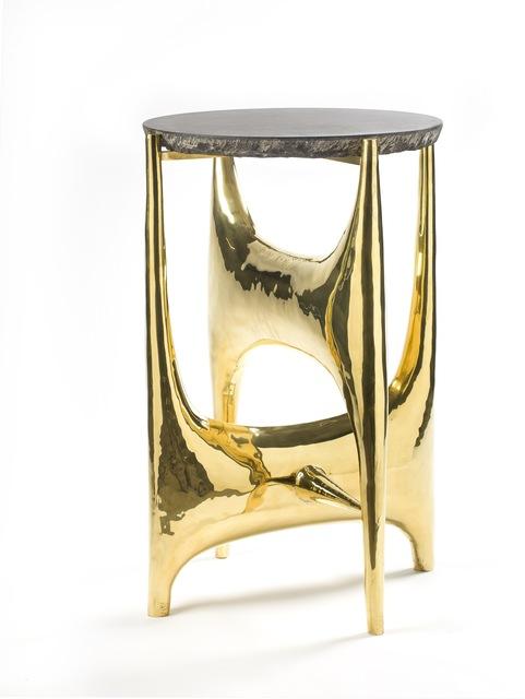 , 'Marie-Laure de Noailles Pedestal Table,' 1965, Leclaireur