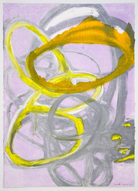 , 'Premise VII,' 2017, Manneken Press