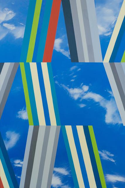 , 'Lightning Fields,' 2016, ArtHelix Gallery