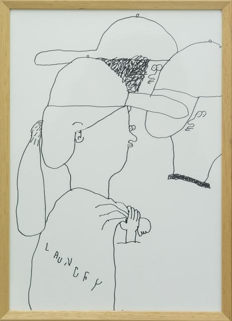 , 'Portrait series 1,' 2017, Ruttkowski;68