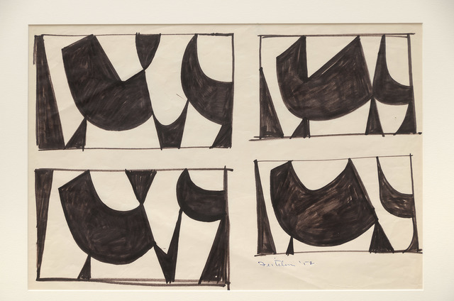 , 'Untitled,' 1952, Louis Stern Fine Arts