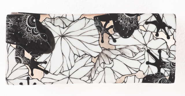 Masako Inoue, 'Ceramic Box_Frogs', 2019, Micheko Galerie