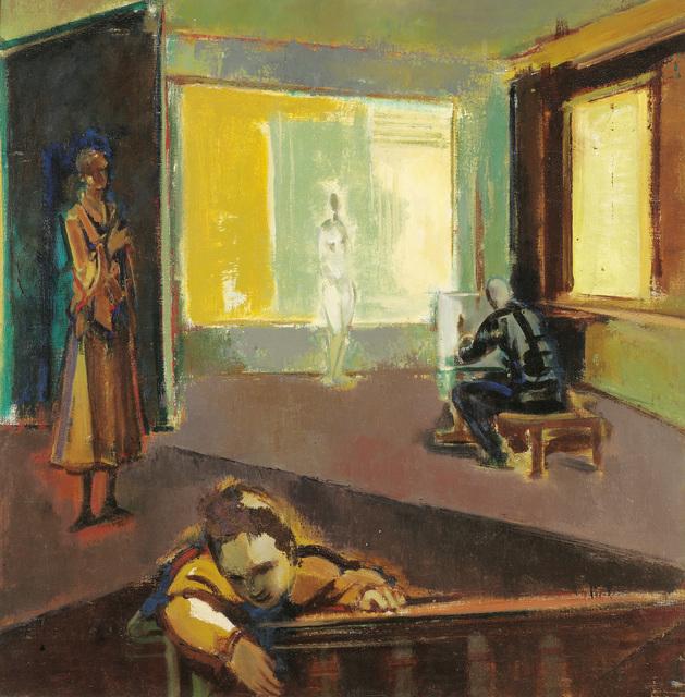 , 'In the Studio I,' 1957, W&K - Wienerroither & Kohlbacher