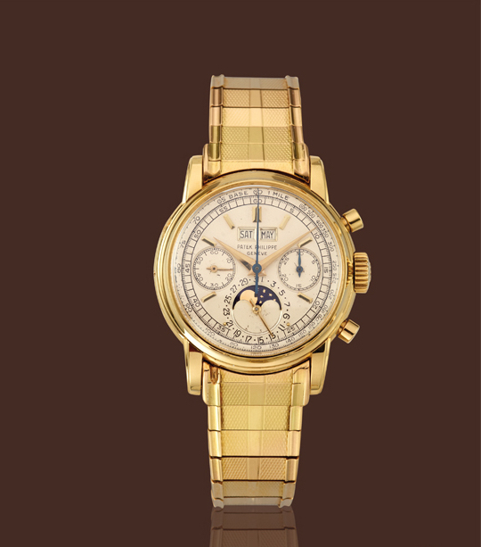 , 'Yellow gold, ref. 2499,' , Davide Parmegiani Fine Watches
