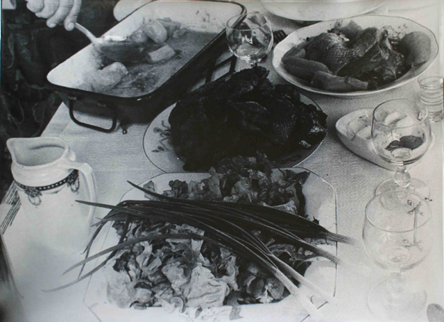 , 'Bengesti, my aunt´s spoon,' 1973, Galerija Gregor Podnar