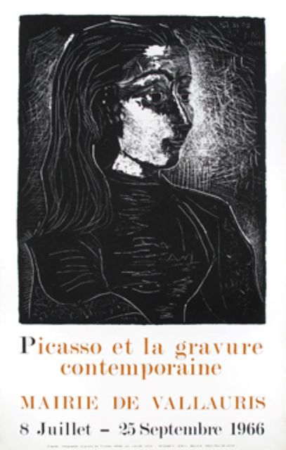 Pablo Picasso, 'Gravure Contemporaine', 1966, Hidden
