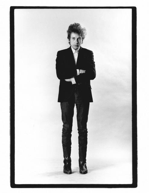 , 'Bob Dylan Standing in Studio, NYC,' 1965, TASCHEN