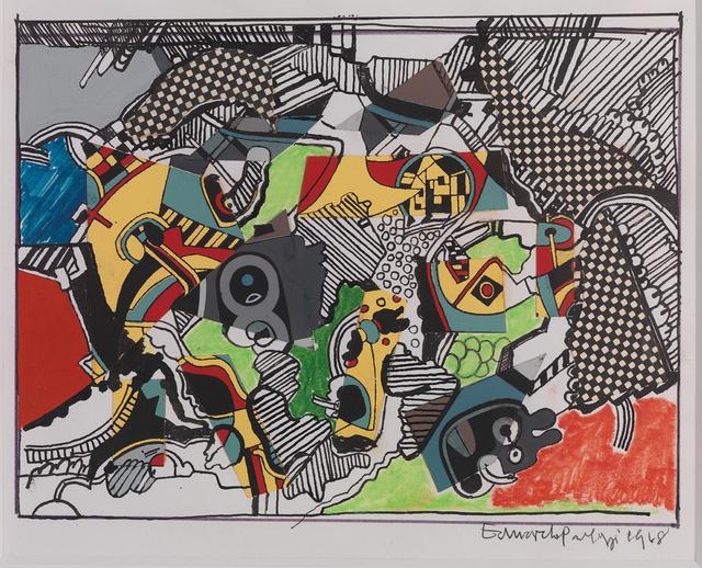 Eduardo Paolozzi, 'Untitled - Collage I', Pangolin London