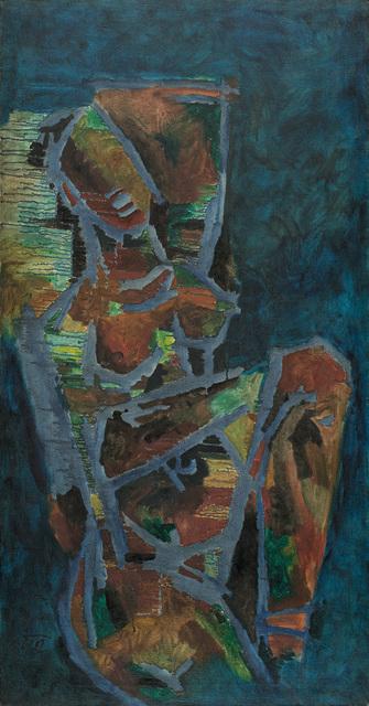 , 'Untitled (Figure),' ca. 1970, DAG
