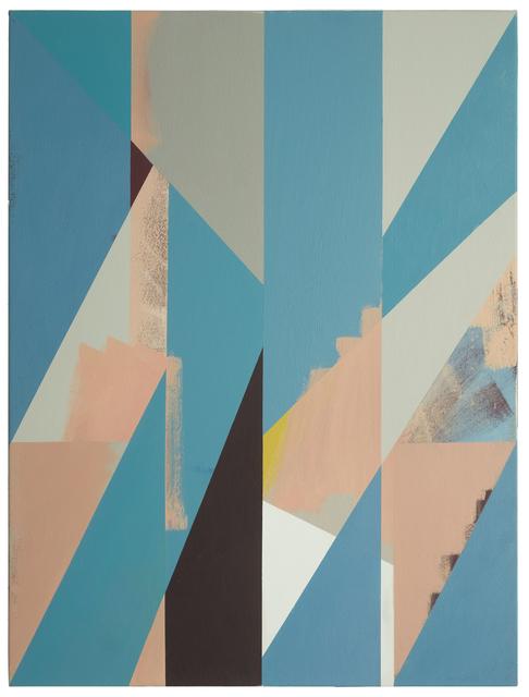 , 'a421 English white Wedgwood blue Blike,' 2017, Henrique Faria Fine Art