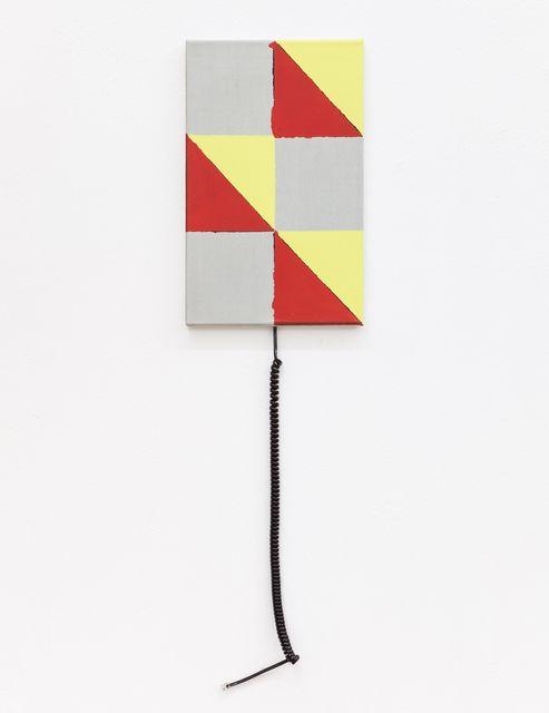 , 'Disconnected Painting,' 2018, Et al.
