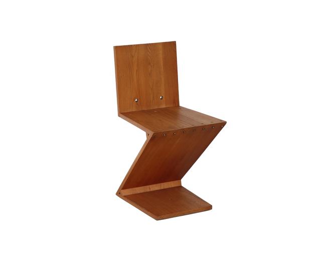 , 'ZigZag chair,' 1935, Galerie VIVID