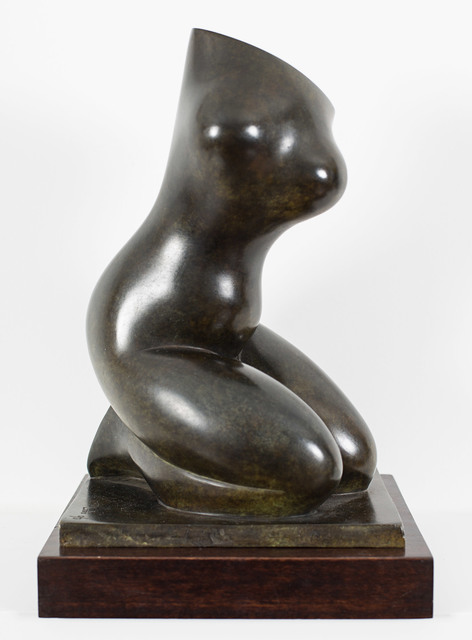 , 'Torse Incliné en Avant sur Socle,' 1976-1981, Rosenberg & Co.