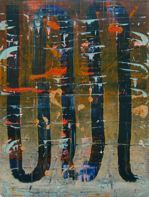 , 'Sans Titre,' 2015, Galerie Christophe Gaillard