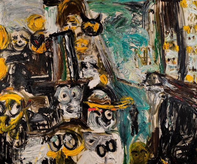 , 'Karl Johan Street,' 2017, Mindy Solomon Gallery